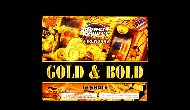 gold and bold 1